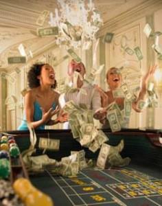 Geld winnen in het casino
