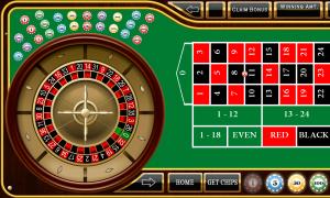 Roulette app spelen