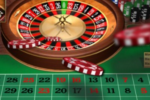 Roulette game casino systeem