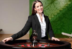 Polder live casino croupier