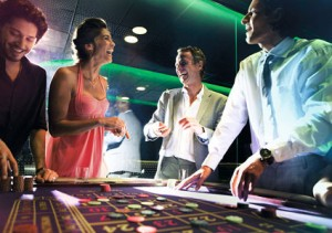 roulette-speeltafel