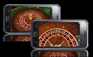 Mobiel online Roulette