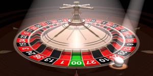 Buitenlands casino; roulette