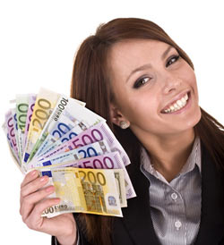 Geld gewonnen in casino