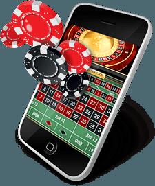 Mobiel Roulette game