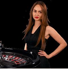 Live casino roulette CL2