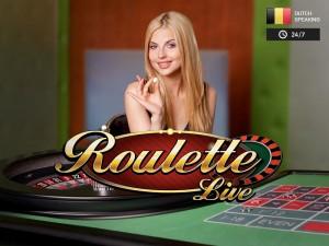 Roulette live spelen